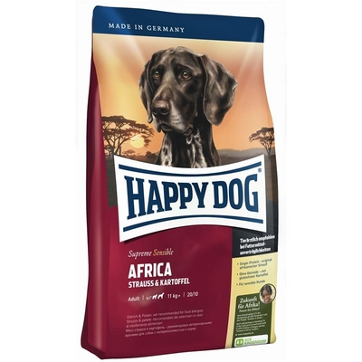 Happy Dog Supreme Africa Hundefutter