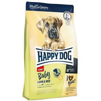 Happy Dog Supreme Baby Giant Lamb & Rice