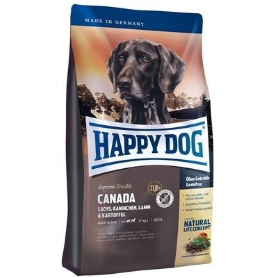 Happy Dog Supreme Sensible Canada Hundefutter