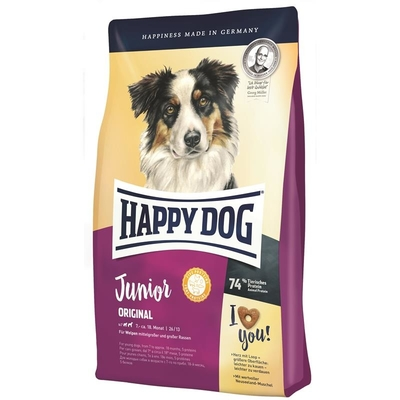 Happy Dog Supreme Young Junior Original, 10kg