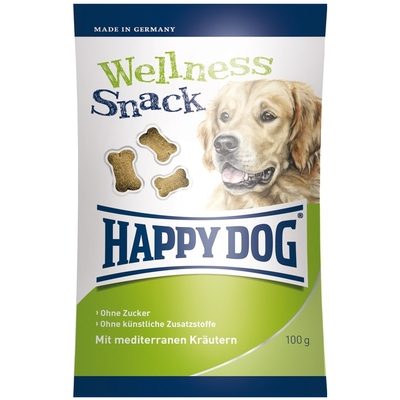 Happy Dog Wellness-Snack