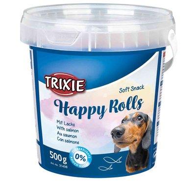 TRIXIE Happy Rolls Kaurollen im Eimer