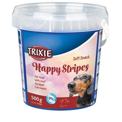 TRIXIE Happy Stripes Kaustreifen im Eimer