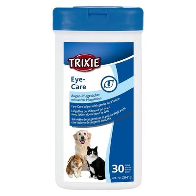 Trixie Haustier Pflegetücher für die Augen