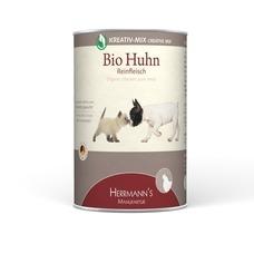 Herrmanns Bio Hundefutter Reinfleisch Dose