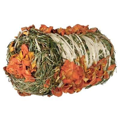 TRIXIE Pure Nature Heuballen mit Kürbis und Karotte