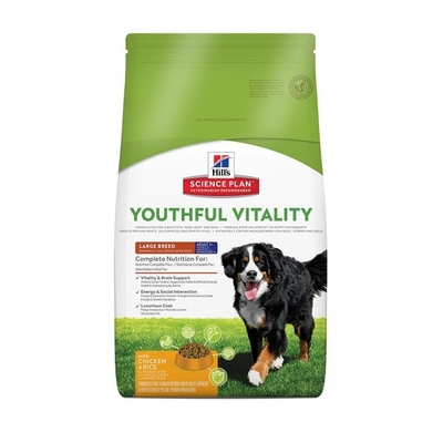 Hills Canine Adult 5+ Youthful Vitality Large Hundefutter