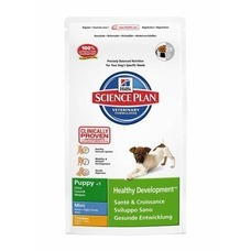 Hills Canine Puppy Mini Huhn Hundefutter