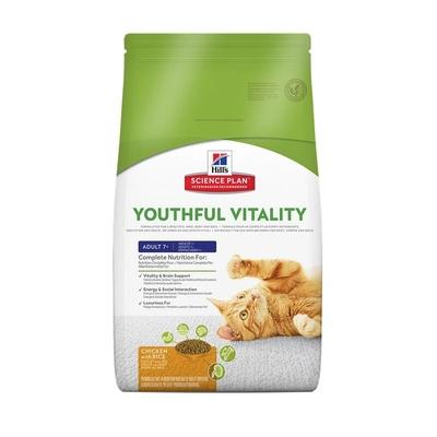 Hills Feline Adult 7+ Youthful Vitality Katzenfutter, 1,5kg
