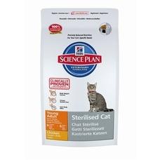 Hills Feline Sterilised Cat Young Chicken Katzenfutter