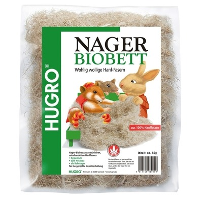 Hugro® BioBett - Nagernest