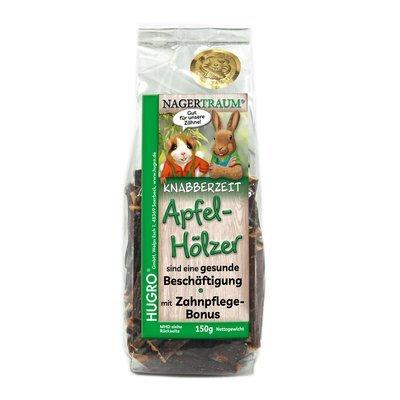 Hugro® Nagertraum Apfel-Knabberhölzer