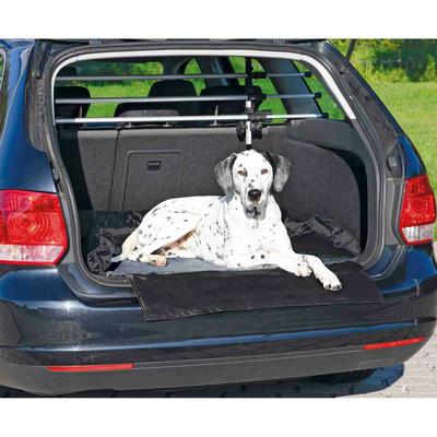 TRIXIE Hunde Autobett für Kofferraum