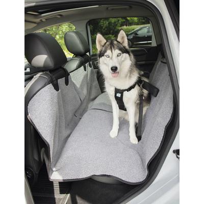 Nobby Hunde Autositz Schutzdecke für Rückbank