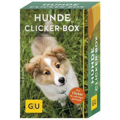 GU Verlag Hunde Clicker Box