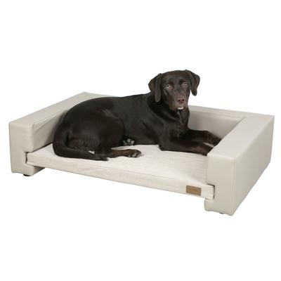 Kerbl Hundebett Couch Alcatraz Kunstleder