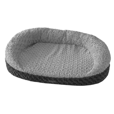 Nobby Hunde Liege Matte oval mit Rand SEOLI