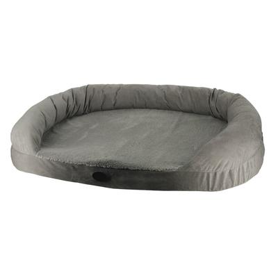 Hunde Othobett Komfort oval mit Rand NATA