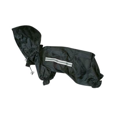 Karlie Hunde Regenmantel Safety Black