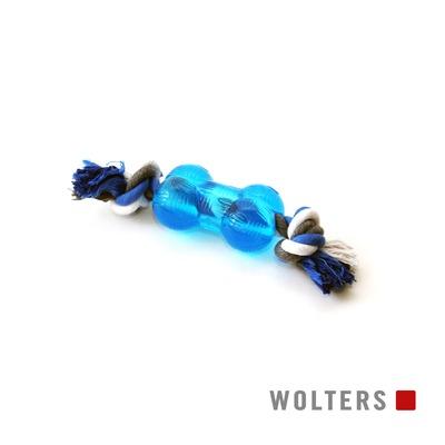 Wolters Hunde Spielknochen Bite-Me Strong mit Seil