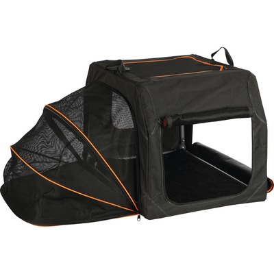 Trixie Hunde Transporthütte Transportbox Extend erweiterbar