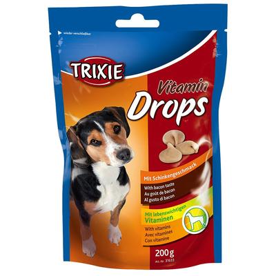 Hunde Vitamin-Drops mit Schinken