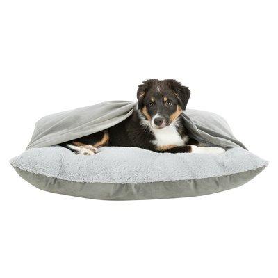 TRIXIE Hundekissen Melle mit Decke