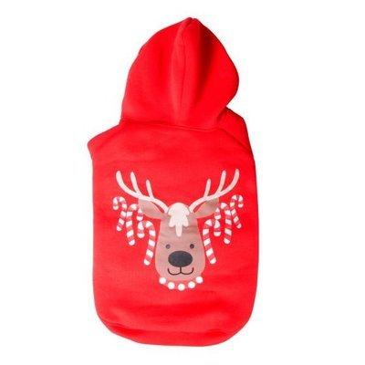 Karlie Hundepullover Weihnachtsmotiv LED