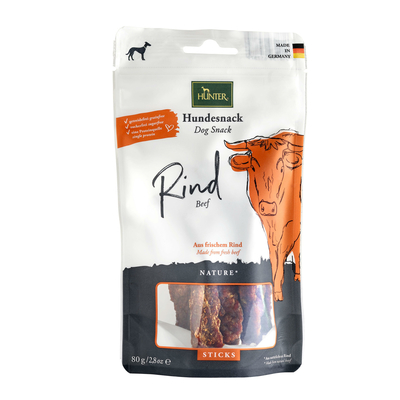 Hunter Hundesnack Nature Sticks