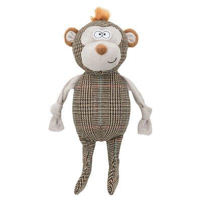 Trixie Hundespielzeug Affe aus Plüsch