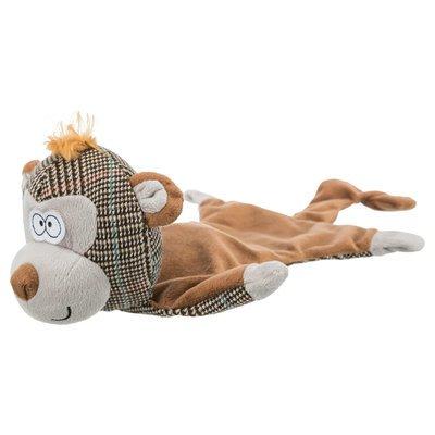 TRIXIE Hundespielzeug aus Plüsch Affe