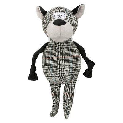 Trixie Hundespielzeug aus Plüsch Wolf