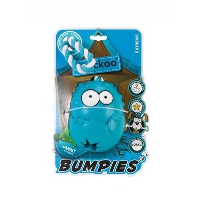 Coockoo Hundespielzeug Bumpies mit Seil