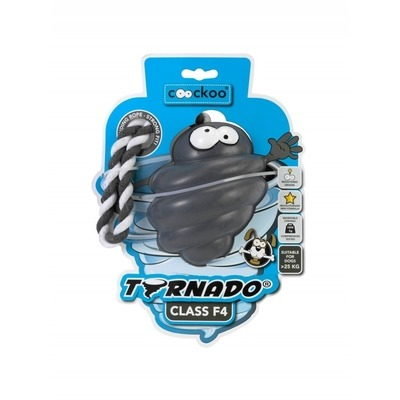 Hundespielzeug Coockoo Tornado mit Seil