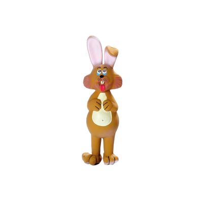 Karlie Hundespielzeug Latex Hase Möhrchen