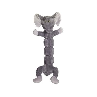 Nobby Hundespielzeug Plüsch Elefant XL extra lang