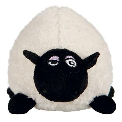 Trixie Hundespielzeug Schaf Shirley aus Plüsch