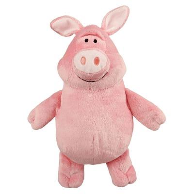 Trixie Hundespielzeug Schwein Plüsch, Shaun das Schaf