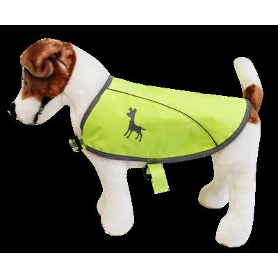 Hundeweste in Neon von Alcott