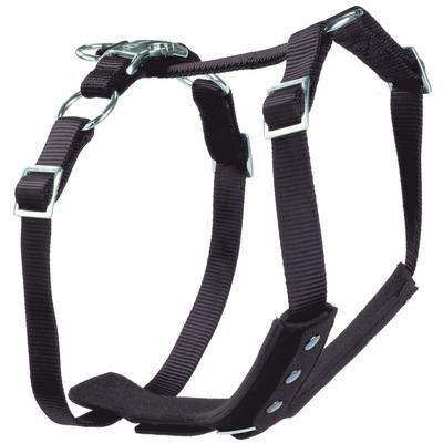 Hunter Autosicherheitsgeschirr Easy Comfort, S, Brust 45-60 cm, Breite 1,5 cm