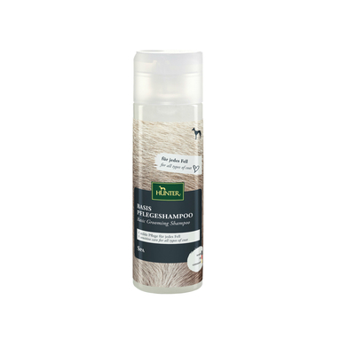 Hunter Basis Pflegeshampoo für Hunde Pure Wellness