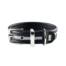 Hunter Halsband Black Reflect