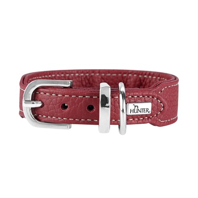 Hunter Halsband Cannes Mini, 32, burgund