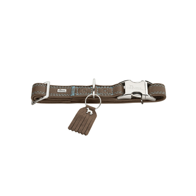 Hunter Halsung Lucca Alu-Strong, L, walnuss