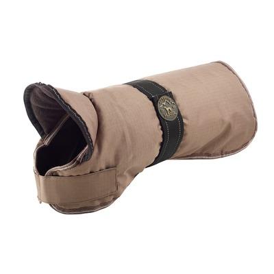 HUNTER Hundemantel Denali, 50 cm, taupe