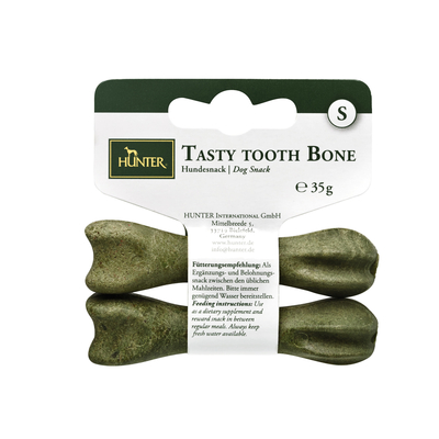 Hunter Hundesnack Tasty Tooth Bone