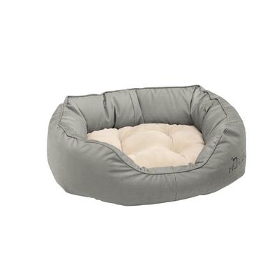 HUNTER Hundesofa Lancaster, 100x70 cm, grau