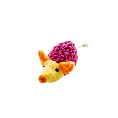 Hunter Katzenspielzeug Mamou, Maus gelb, 9 cm