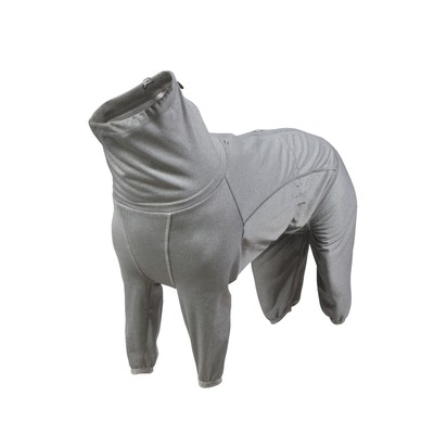 Hurtta Body Warmer Overall für Hunde, 55M, carbon grau