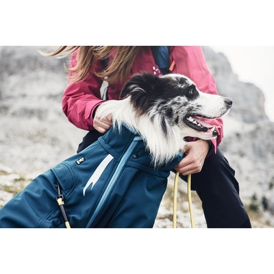 HURTTA Chill Stopper Softshell Mantel für Hunde Preview Image